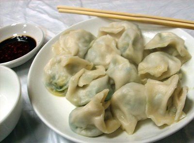 Have decided to call the fifth day of the new year jiaozi day