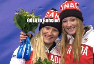 Canadian Bobsledders