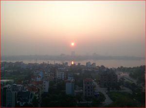 Hanoi Sunrise